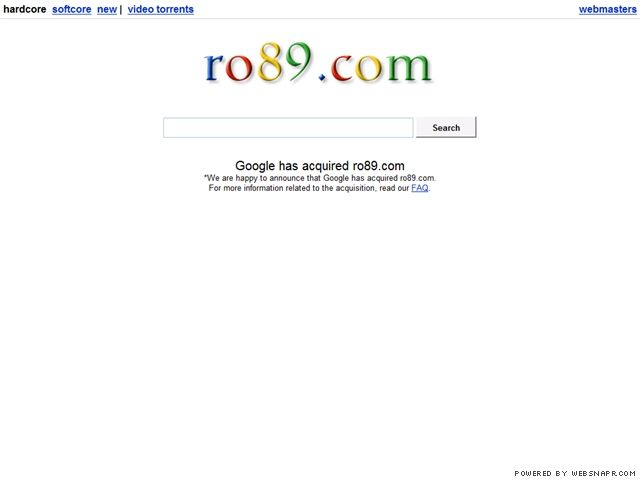 April Fools' Day On The Web